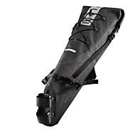 cheap Bike Trunk Bags-ROCKBROS 12-14 L Bike Saddle Bag Waterproof, Large Capacity, Easy to Install Bike Bag Nylon Bicycle Bag Cycle Bag Cycling Cycling / Bike