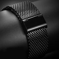 Urrem for Apple Watch Series 3 / 2 / 1 Apple Håndledsrem Milanesisk rem Rustfrit stål