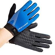 Akvitita a sport Cyklistické rukavice Nositelný Prodyšné Celý prst Lepené Látka syntetických vláken Horská cyklistika Silniční cyklistika