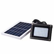 hesapli LED Güneş Enerjili Işıklar-1pc 5W LED Güneş Işıkları Su Geçirmez Dekorotif Açık Hava Aydınlatma Sıcak Beyaz Serin Beyaz <5V