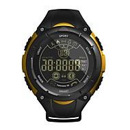 tanie Inteligentne zegarki-Inteligentny zegarek Krokomierze Powiadamianie o połączeniu telefonicznym Powiadamianie o wiadomości Krokomierz Stoper Budzik Chronograf