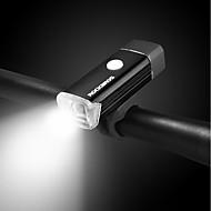 billige Sykkellykter og reflekser-Sykkellykter Sykling Vannavvisende Med USB Charger Outlet Lumens USB-ladet Sykling
