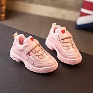 お買い得  ベビー用靴-靴 レザーレット 春 / 冬 コンフォートシューズ スニーカー のために 赤ちゃん ホワイト / ブラック / ピンク