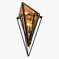billige Vegglamper-QIHengZhaoMing Øyebeskyttelse Vegglamper Stue / Leserom / Kontor Metall Vegglampe IP20 110-120V / 220-240V 3W