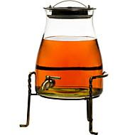 billiga Köksförvaring-Glas Lätt att använda Hög kvalitet Flaskor och burkar 1st Kök Organisation