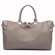 cheap Travel Bags-Oxford Cloth Travel Bag Zipper for Casual All Seasons Black Gray Purple