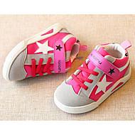 baratos Sapatos de Menino-Para Meninos Sapatos Tecido Primavera / Outono Conforto Tênis para Azul Escuro / Cinzento / Pêssego