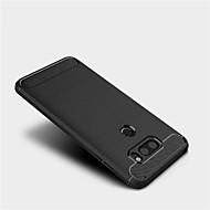 billiga Mobil cases & Skärmskydd-fodral Till LG V30 Q6 Frostat Skal Ensfärgat Mjukt TPU för LG V30 LG Q6 LG G6