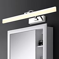 tanie Oświetlenie lustra-Modern / Contemporary Oświetlenie łazienkowe Na Sypialnia Łazienka Metal Światło ścienne IP20 AC100-240V 14W