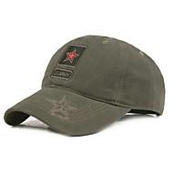 Czapka turystyczna Şapka kamuflaj Uv dayanıklı Bahar Yaz Siyah Ordu Yeşili Kamuflaj Unisex Avlanma Dış Mekan Egzersizi kamuflaj / Pamuklu
