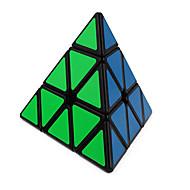 Rubikova kocka QI YI Pyraminx Glatko Brzina Kocka Magične kocke Male kocka Glatka naljepnica Háromszög Poklon