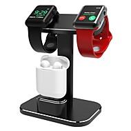 billiga Mobil cases & Skärmskydd-Säng Skrivbord stativ Gravity Type Silikon Metall Aluminium Hållare