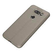 billiga Mobil cases & Skärmskydd-fodral Till LG V30 Q6 Ultratunt Skal Ensfärgat Mjukt TPU för LG V30 LG Q6 Plus LG Q6 LG G6