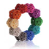 216/512/1000 pcs 5mm Brinquedos Magnéticos Bolas Magnéticas Blocos de Construir Imãs Magnéticos Raros Super Fortes Ímã de Neodímio Clássico O stress e ansiedade alívio Brinquedos de escritório Faça