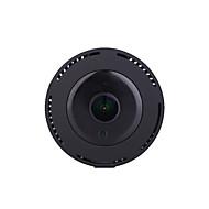 billige IP-kameraer-hd full 1080p 180deg panoramisk vidvinkel mini kamera smart ipc trådløs fisheye ip kamera p2p sikkerhet wifi kamera fat for svart