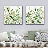 cheap Prints-Canvas Print Modern, Two Panels Canvas Square Print Wall Decor Home Decoration