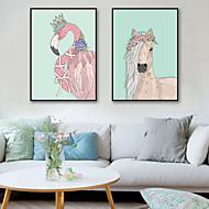 billige Innrammet kunst-Still Life Tegning Veggkunst,PVC Materiale med ramme For Hjem Dekor Rammekunst Stue Innendørs