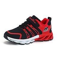 Недорогие -Черный Синий Арбузный-Для мальчиков-Повседневный-ТюльУдобная обувь-Спортивная обувь