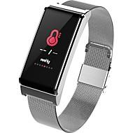 billige Smartklokker-YY-CP15 for Android 4.4 / iOS Kalorier brent / Pedometere / Blodtrykksmåling Pulse Tracker / Pedometer / Aktivitetsmonitor / Søvnmonitor