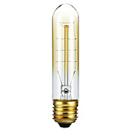 umei™1pc 40w e27 t128 edsion bulb 2300 k白熱灯台ヴィンテージエジソン電球ac 220-240v v