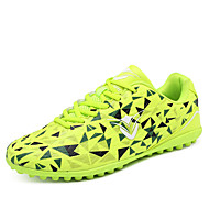 baratos Sapatos de Menina-Para Meninos / Para Meninas Sapatos Micofibra Sintética PU Primavera Conforto Tênis Futebol para Vermelho / Verde Claro / Azul Real