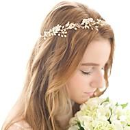 Legering Pandebånd med Kronblade 1pc Bryllup / Speciel Lejlighed Medaljon