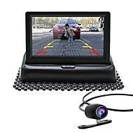 billiga Parkeringskamera för bil-ziqiao bil bakifrån vändande visuellt övervakningssystem