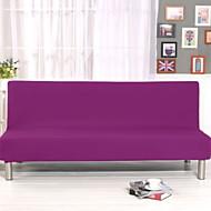 billige Overtrekk-Moderne Moderne Stil 100% Polyester Mønstret Toseters sofatrekk, Enkel Ensfarget Pigment Tryk slipcovere