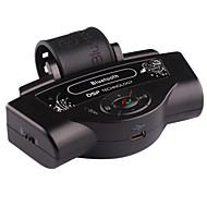Χαμηλού Κόστους Ήχος Αυτοκινήτου-ασύρματο τιμόνι του αυτοκινήτου το Bluetooth handsfree mp3 σετ ηχείων για το κινητό