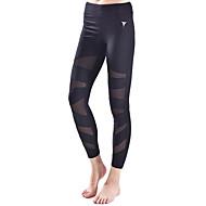 Yoga hlače Biciklizam Hulahopke Prozračnosti Prirodno Rastezljivo Sportska odjeća Žene Yoga Pilates Sposobnost Trčanje