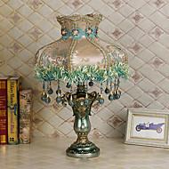 billige Lamper-Enkel Dekorativ Bordlampe Til Stue Metall 220V Grønn