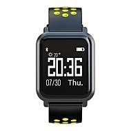 tanie Inteligentne zegarki-LCD Displej Pojedynczy Sakiewka wodoodporna Etui w komplecie Modny design Water-Repellent Tryb uśpienia Rejestrator snu Czasomierz Stoper