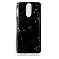 billiga Mobil cases & Skärmskydd-fodral Till Huawei Mate 10 pro Mate 10 lite IMD Mönster Skal Marmor Mjukt TPU för Mate 10 pro Mate 10 lite