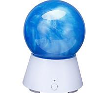 billige Skrivebordslamper-1pc LED Night Light Innebygd Li-batteridrevet / USB Port Bluetooth / Oppladbar / Med USB-port