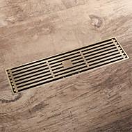 お買い得  排水口カバー-排水口金具 アンティーク 真鍮 1枚 - ホテルバス