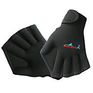 Χαμηλού Κόστους Γάντια κατάδυσης-Bluedive Γάντια Κατάδυση / Γάντια Κολύμβησης / Γάντια για Δραστηριότητες & Αθλήματα 2mm Νάιλον / Νεοπρένιο Χωρίς Δάχτυλα Διατηρείτε Ζεστό, Γρήγορο Στέγνωμα, Ανατομικός Σχεδιασμός