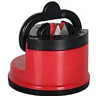 baratos Talheres-Utensílios de cozinha Aço Inoxidável / Ferro Gadget de Cozinha Criativa Afiador de Facas Ferramentas 1pç