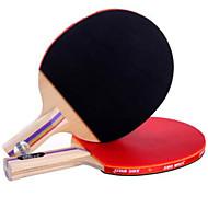 baratos Tenis de Mesa-DHS® EF2 Ping Pang/Tabela raquetes de tênis Borracha Cabo Curto Cabo Comprido Espinhas