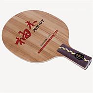 baratos Tenis de Mesa-DHS® UT CS Ping Pang/Tabela raquetes de tênis Vestível Durável De madeira Fibra de carbono 1