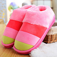 tanie Pantofle-Zwyczajny Pantofle dla gości Pantofle Pantofle damskie Pantofle męskie Poliester Spinning Bawełna Bawełna Wzór zwierzęcy Jeden kolor