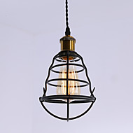 cheap Pendant Lights-OYLYW Pendant Light Ambient Light - Mini Style, Antique Retro / Vintage, 110-120V 220-240V Bulb Not Included