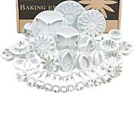billige Bakeredskap-Bakeware verktøy Plastikker baking Tool / Kreativ Til Småkake / Pai / Party Pieverktøy 33