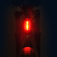 cheap -Bike Lights / Rear Bike Light LED LED Cycling Professional Dry Cell 15 lm Lumens AAA Red Cycling / Bike