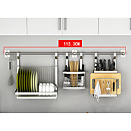 100 150 kitchen organization search lightinthebox stainless steel creative kitchen gadget cabinet accessories 1pc kitchen organization workwithnaturefo