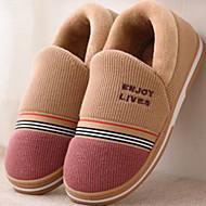 tanie Pantofle-Pantofle dla gości Pantofle Pantofle damskie Pantofle męskie Bawełna Bawełna Jeden kolor