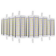 billige Kornpærer med LED-YWXLIGHT® 6pcs 8W 700-800 lm R7S LED-kornpærer 48 leds SMD 5730 Varm hvit Kjølig hvit 110-130V 220V-240V