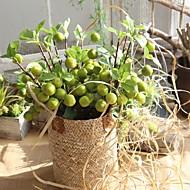 billige Kunstig Blomst-Kunstige blomster 1 Afdeling Rustikt / minimalistisk stil Planter Bordblomst