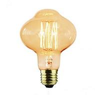 billige Glødelampe-D80 Edison restaurant uttak bar retro dekorativ lampe (e27 40W)