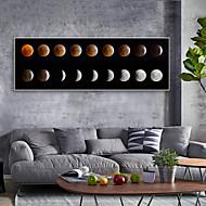 levne Obrazy v rámu-Krajina Zátiší Ilustrace Wall Art, Umělá hmota Materiál s rámem For Home dekorace rám Art Obývací pokoj