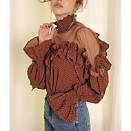 Bluza Žene-Vintage Dnevno Dolčevita